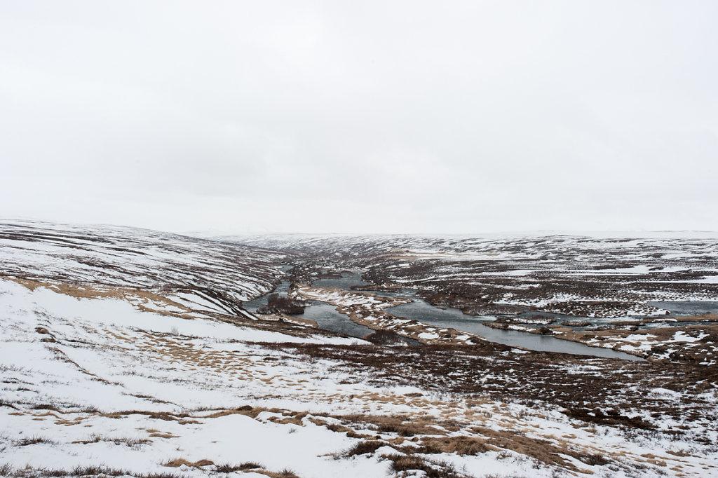 Paysage 05 / Islande 2015 / Les ailes de l'ange