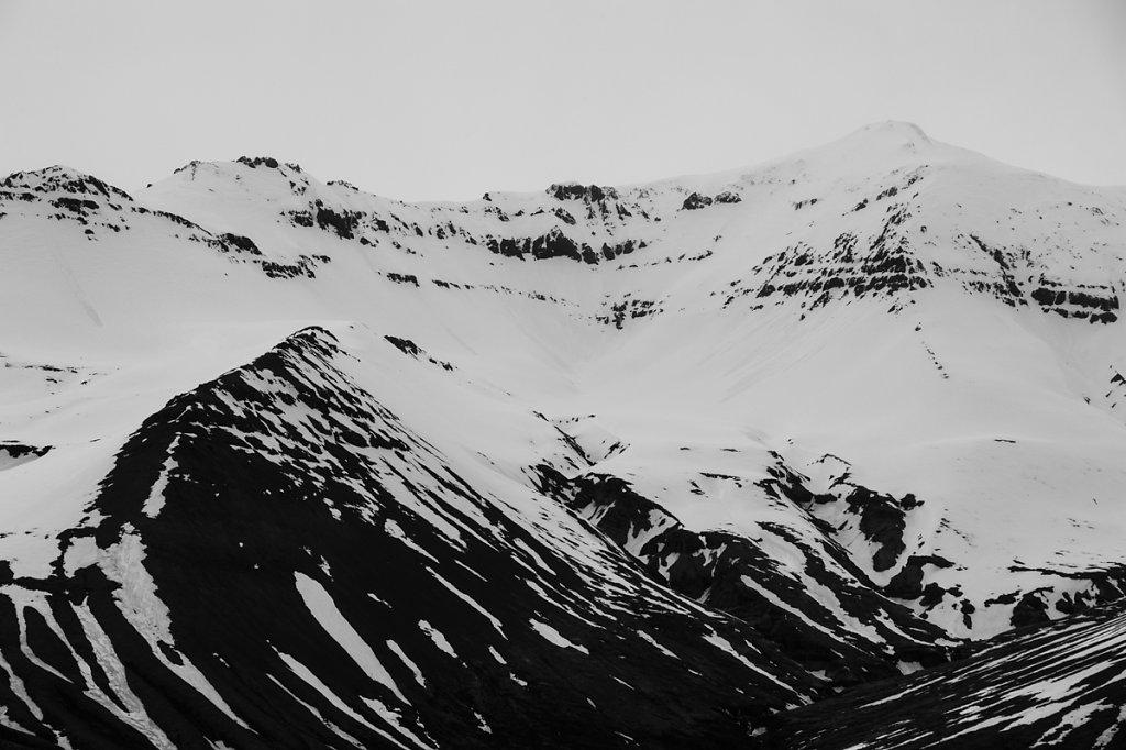 Islande / BW.III
