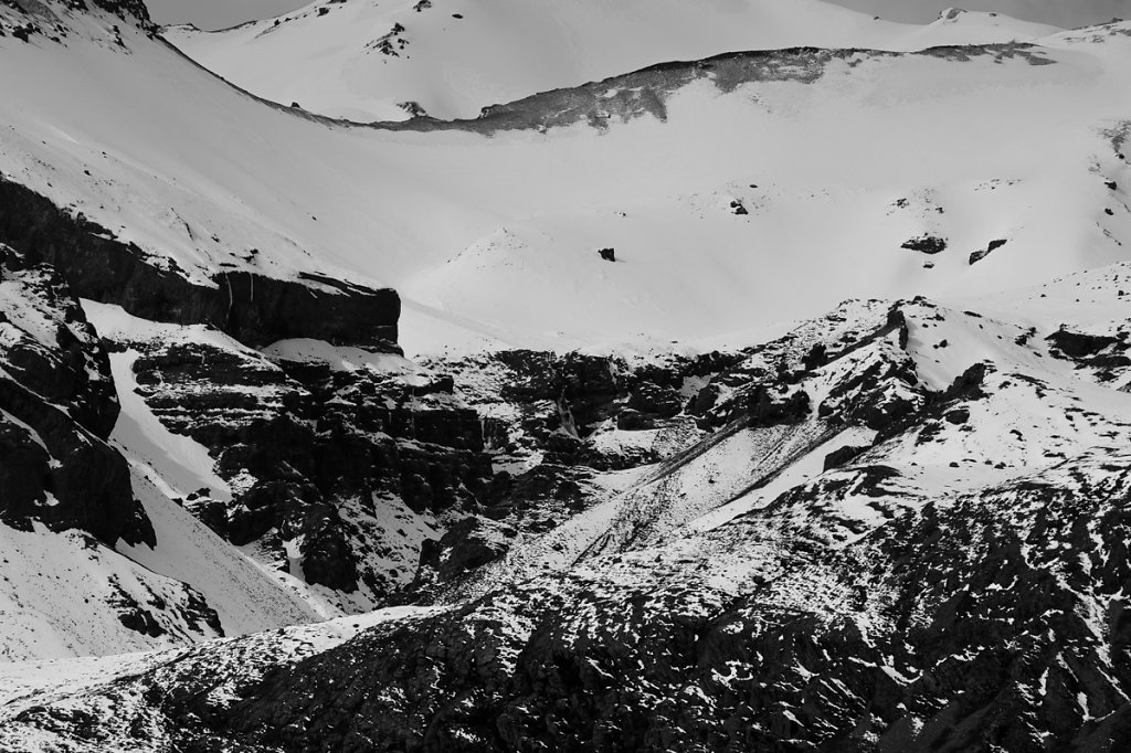 Islande / BW