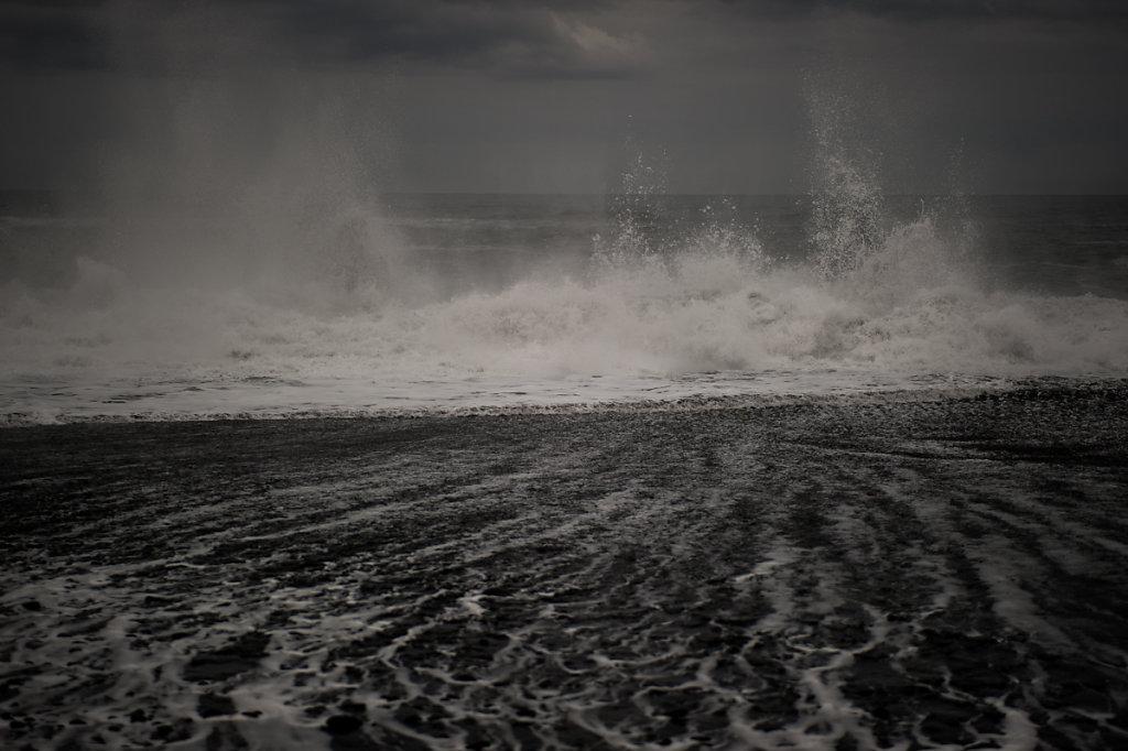 Mare Spumans II / Mer des écumes