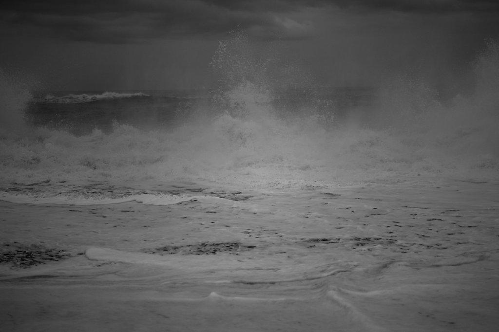 Mare Spumans I / Mer des écumes