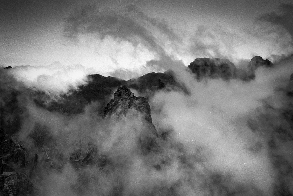 La tête dans les nuages II