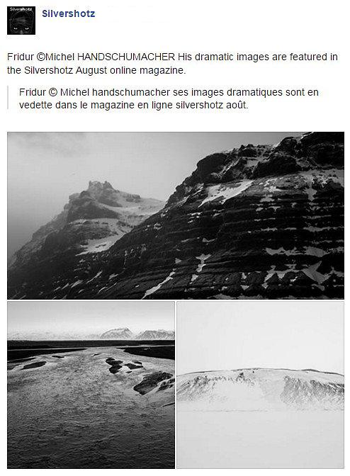 SILVERSHOTZ / Août 2016 Numéro 10, Edition 11