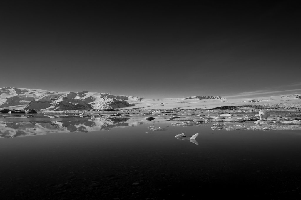 Islande 19 - 2016 / De l'autre côté du miroir