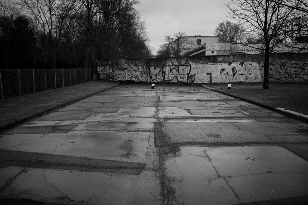 BERLIN - Zwischen Gartenstraße & Ackerstraße 6
