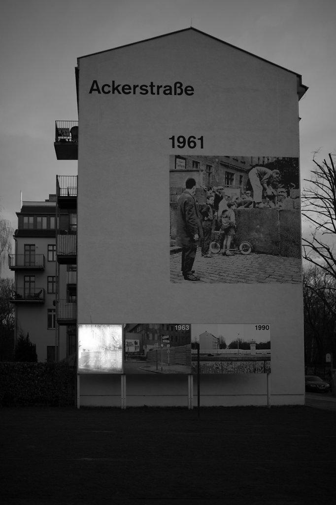 BERLIN - Zwischen Gartenstraße & Ackerstraße 12