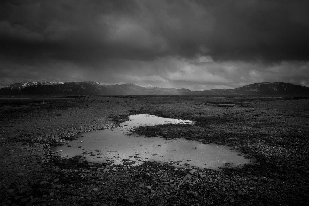 Islande / BW.XXIII