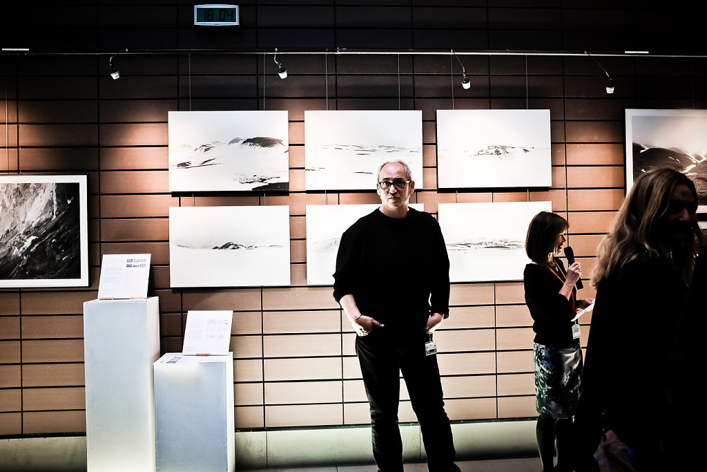 Vernissage COE 2017.1 - Photo Simon Woolf