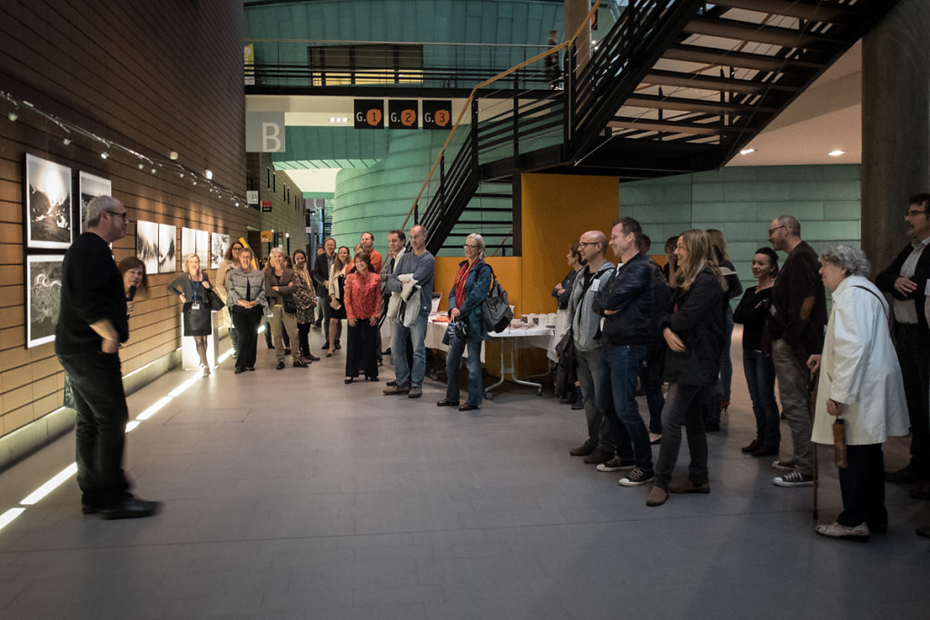Vernissage COE 2017.15 - Photo Françoise Zahn