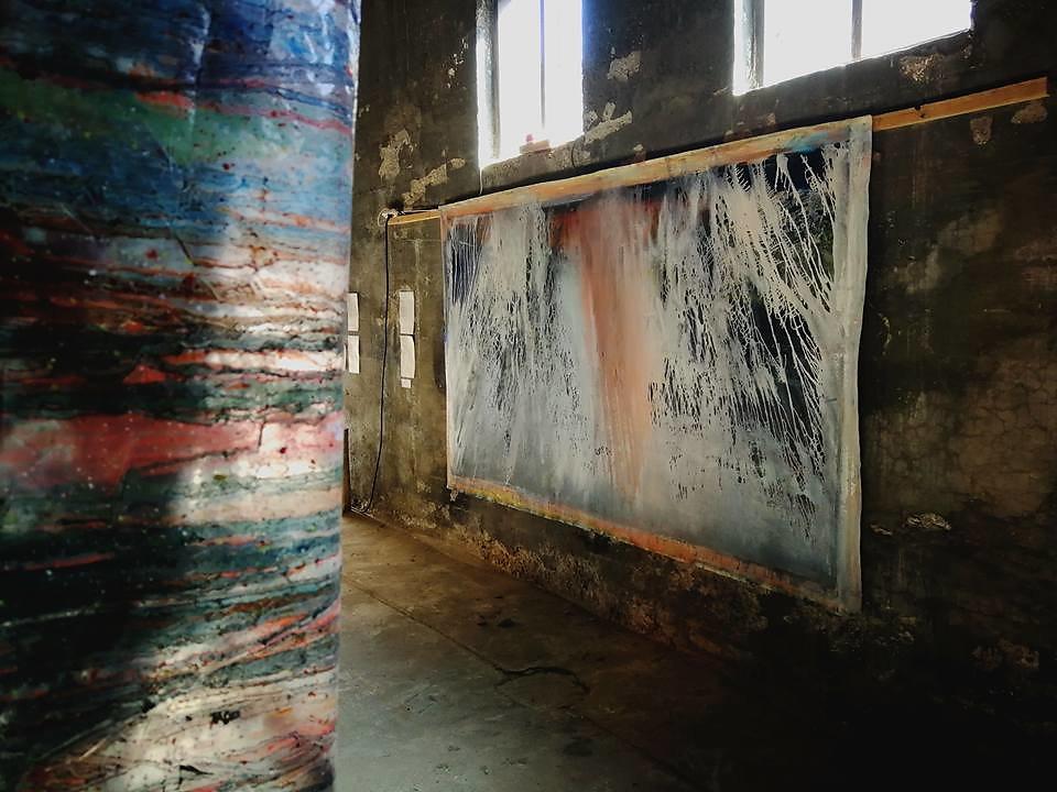 Artwork by Mixtura Artists'Group n°1, Iceland