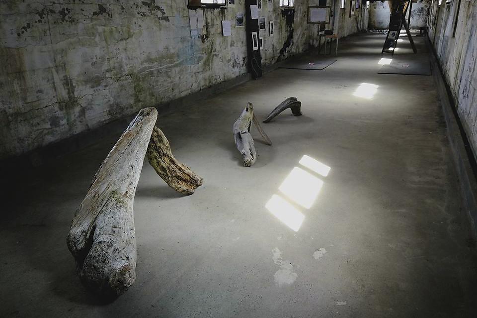"""Placed"" n°2 - Artwork by Katrina Jane Perry, USA"