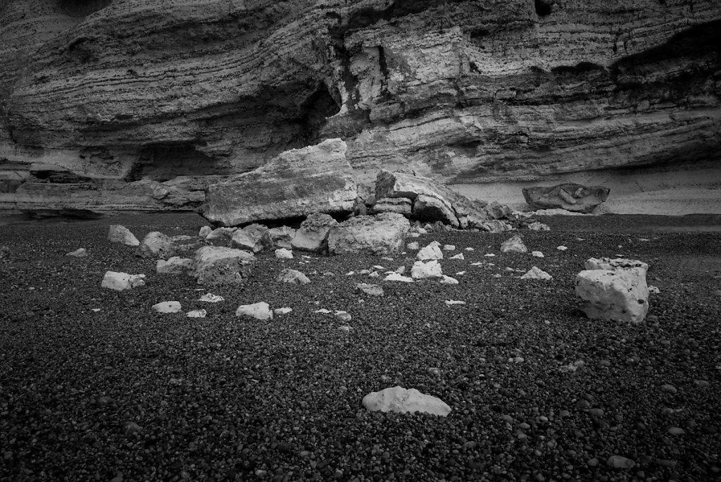 Les larmes silencieuses de la falaise 4
