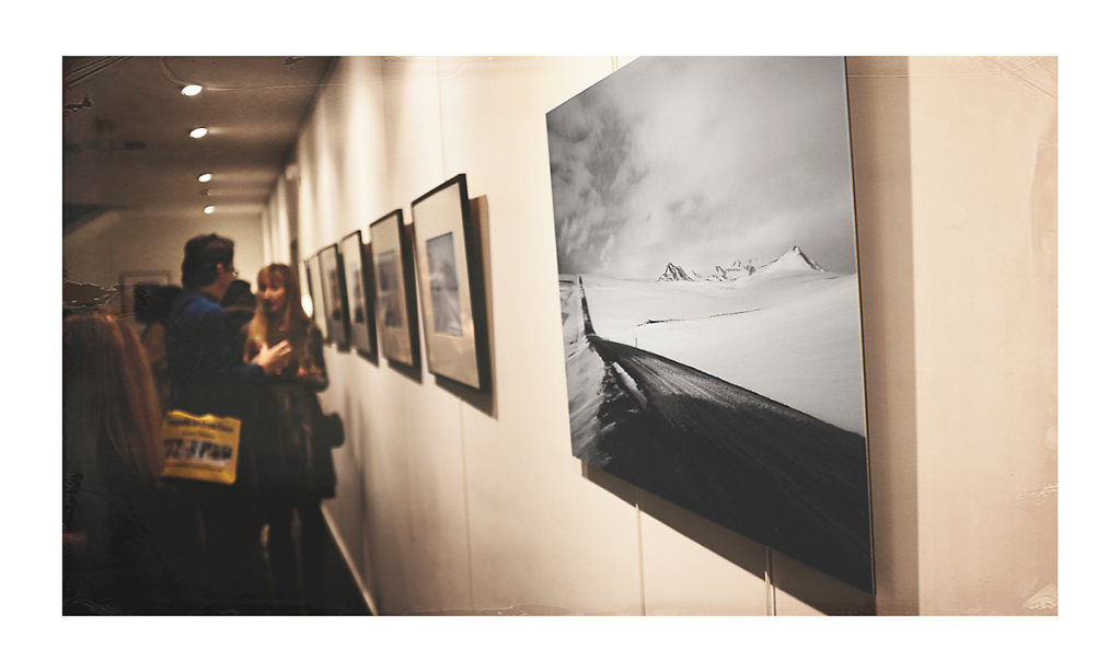 14 - ICE LAND - vernissage 2 mars 2019